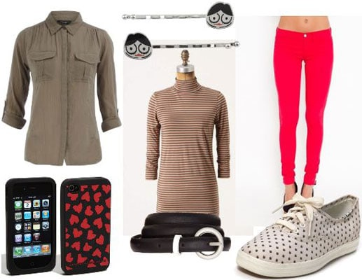 Outfit inspired by Howard from the Big Bang Theory
