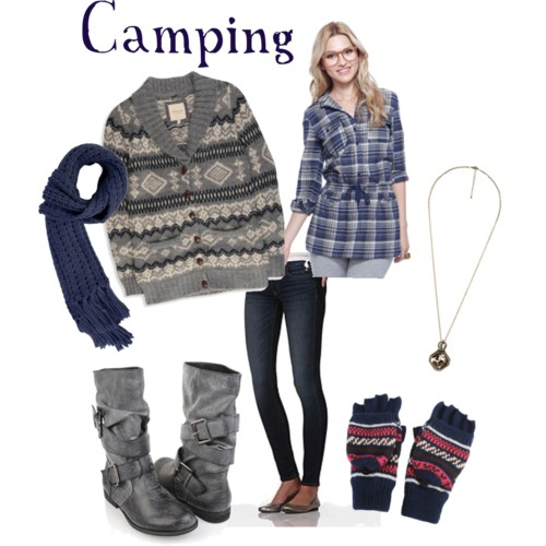 hermione camping outfit