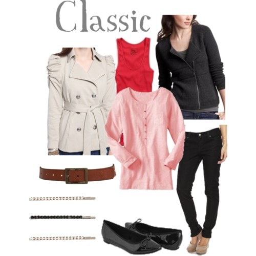 hermione classic outfit