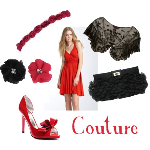hermione couture outfit