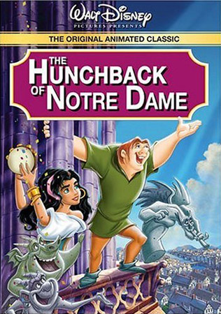 The Hunchback of Notre Dame DVD Cover