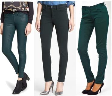 Hunter jeans