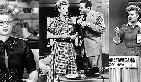 I Love Lucy fashion
