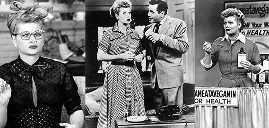 I Love Lucy fashion