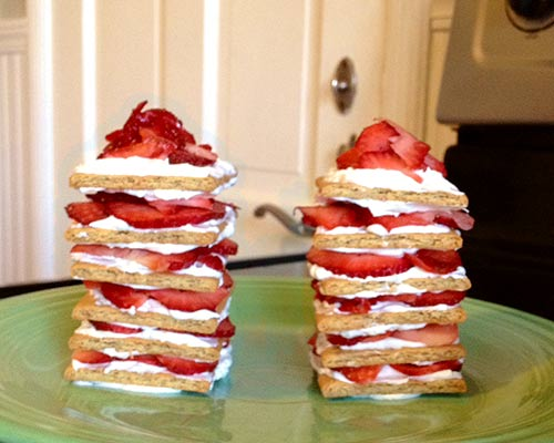 Ice box cakes