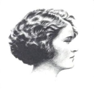 Iconic hair zelda fitzgerald
