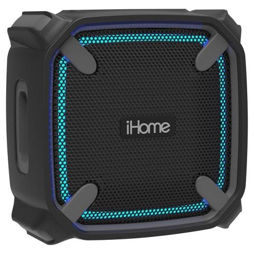 ihome waterproof speaker