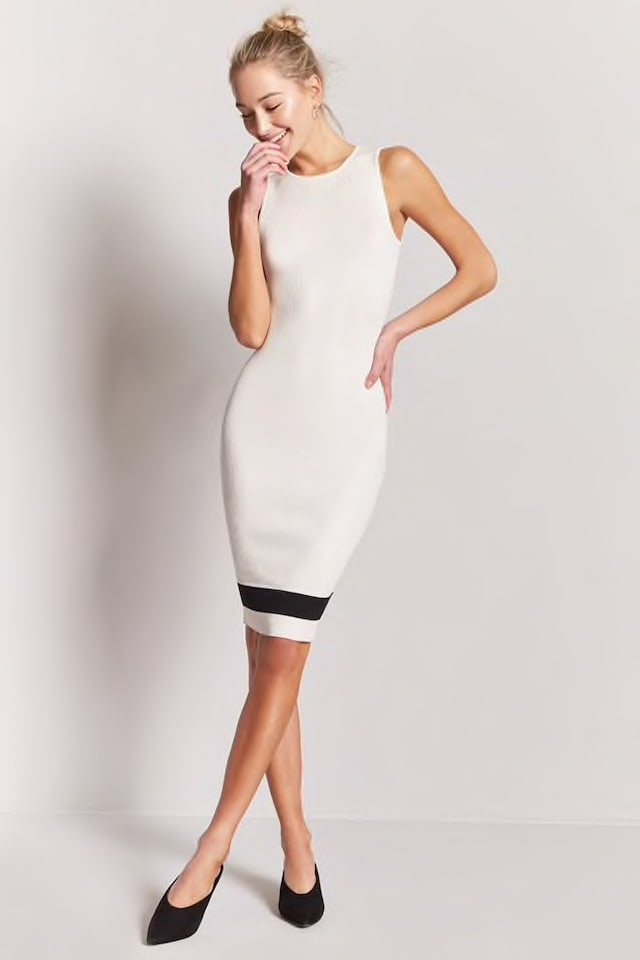 Polka Dot Ruffle Wrap Dress