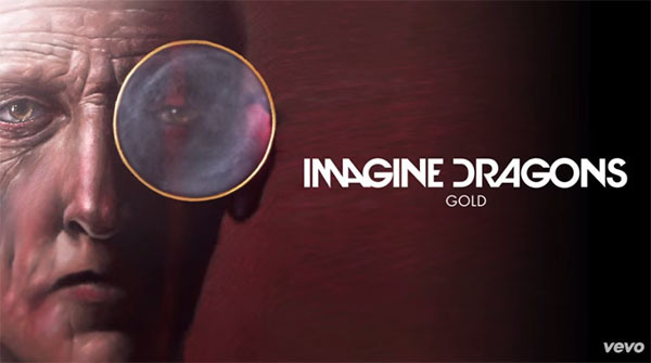 Imagine Dragons: Gold