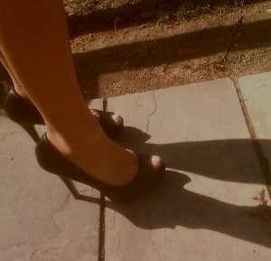 Justine's Shoes