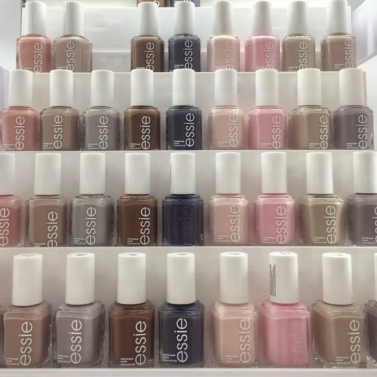 Essie Wild Nudes 2017 collection