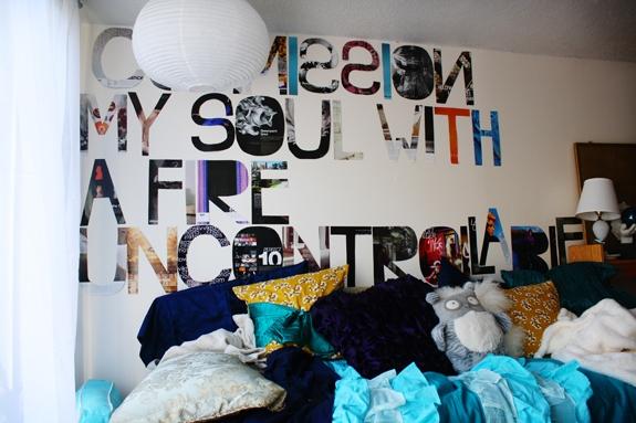 Amanda's Dorm at FIT