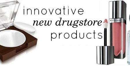 Innovative new drugstore products