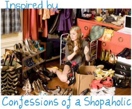 Fashion Inspired by Confessions of a Shopaholic