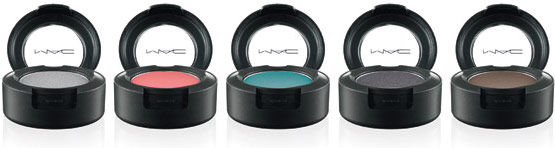 Iris Apfel for MAC Eyeshadows