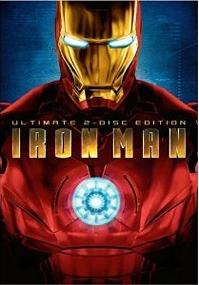 Iron Man Dvd Cover