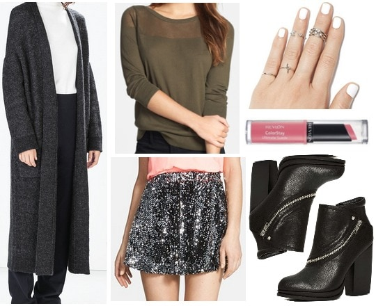 Isabel Marant fall 2014 inspired outfit