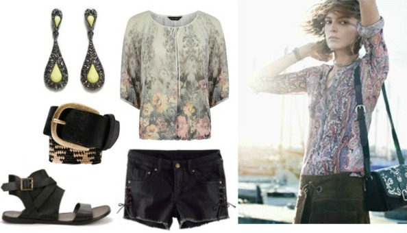 Isabel marant inspired outfit