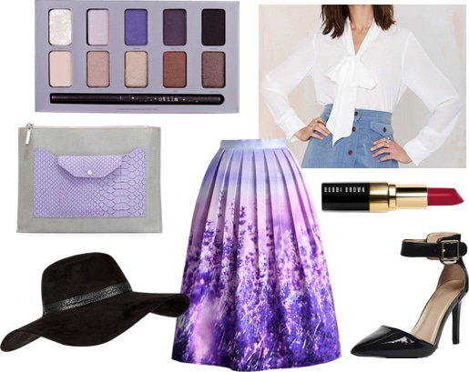 Outfit inspired by Isabella from Paradise Kiss