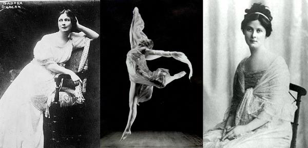 Isadora Duncan 2