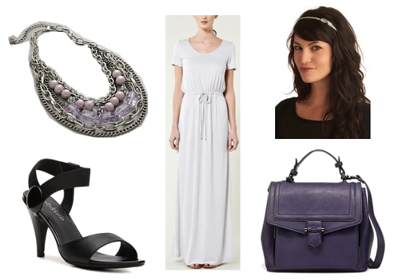 Isadora Duncan Inspired Outfit1