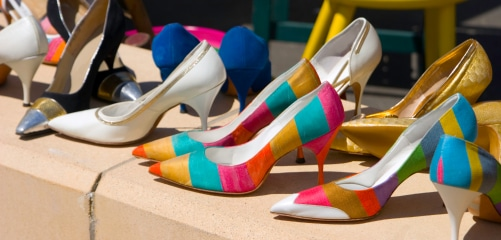 Spring 2009 Shoe Trends