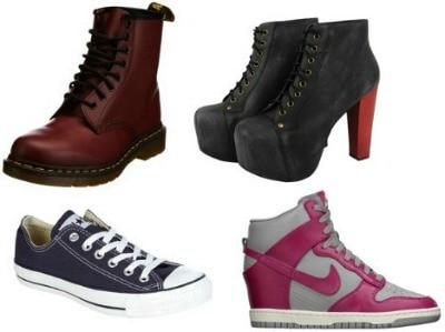It shoes wardrobe staple