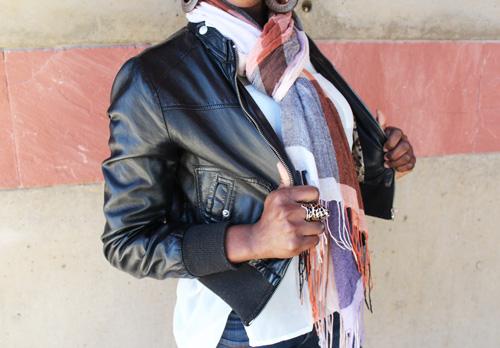 Jacketandscarf