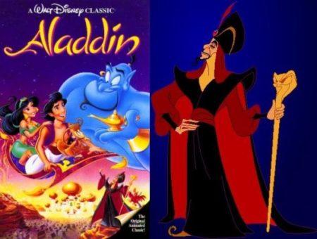 Jafar from Walt Disney's Aladdin