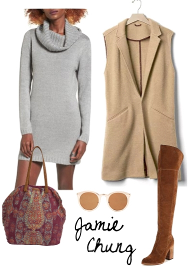 Jamie Chung Outfit