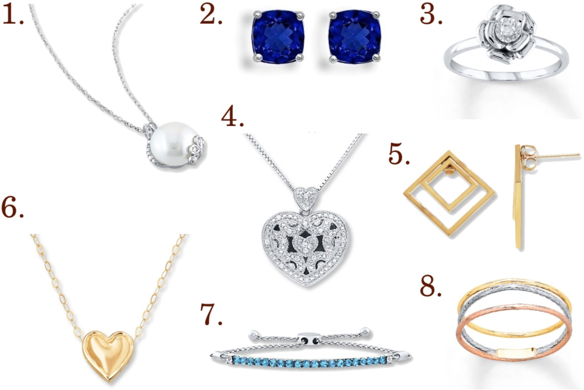 Holiday 2016 jewelry gift ideas only at Jared
