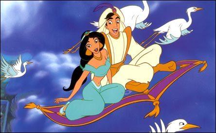 Jasmine on carpet