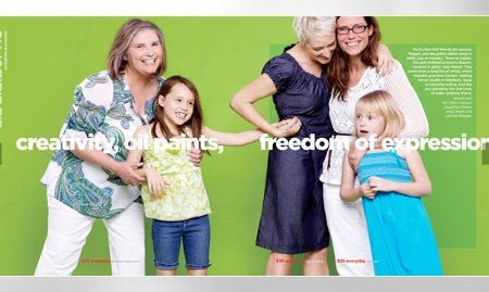 JCPenney's Mother's Day advertisement feauturing same-sex couple