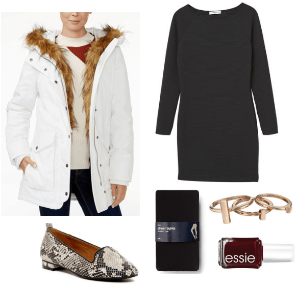 j. crew fall/winter outfit inspo