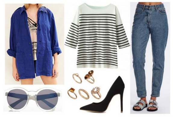 J. Crew Spring 2015 Outfit 2