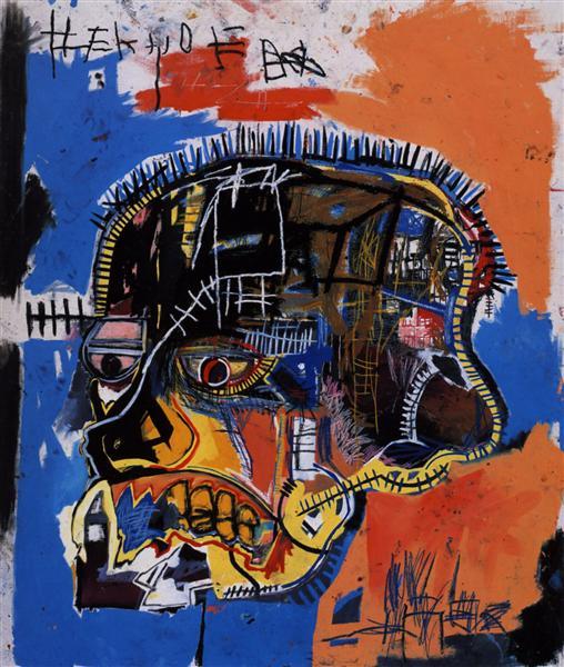 Jean-Michel Basquiat's