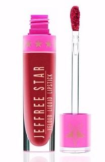 Jeffree Star Cosmetics Velour Liquid Lipstick in Redrum
