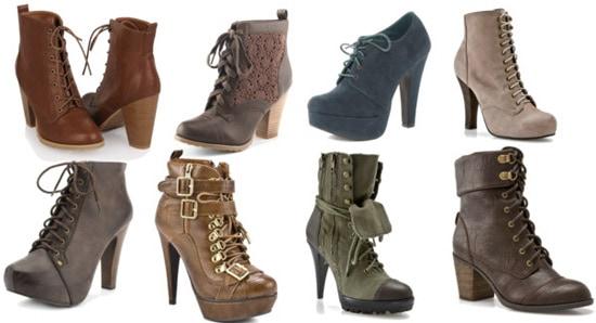 Alternatives to the Jeffrey Campbell Lita boots