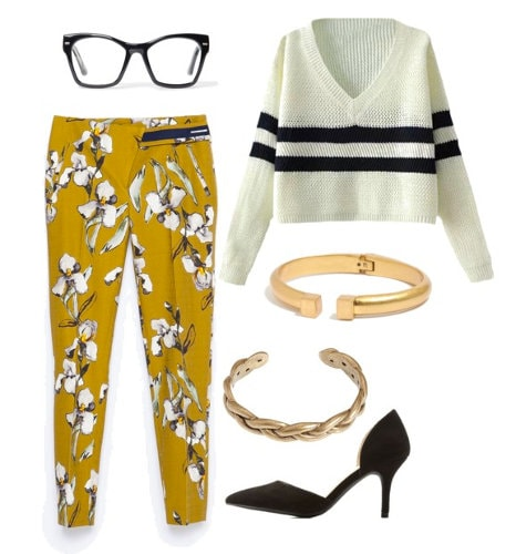 Jenna Lyons Work Outfit