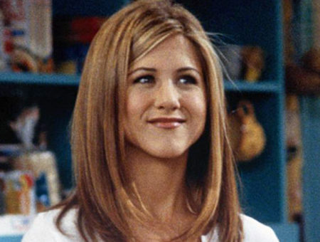 Jennifer Aniston on Friends