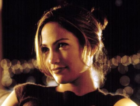 Jennifer Lopez in the film Out of Sight in the 1990s