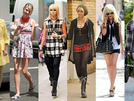 Jenny humphrey style retrospective: outfits from Season 1 to now