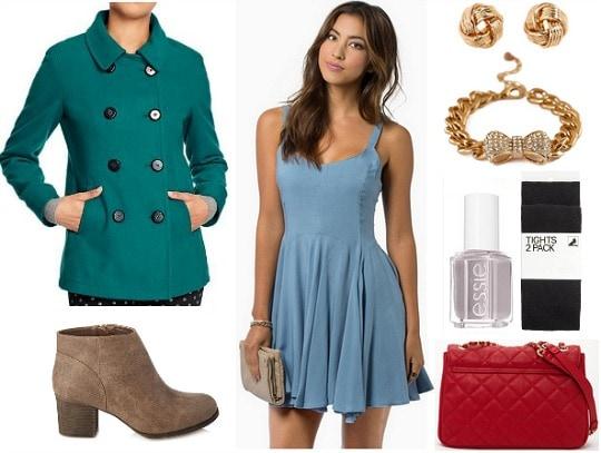 Jess New Girl fashion inspiration