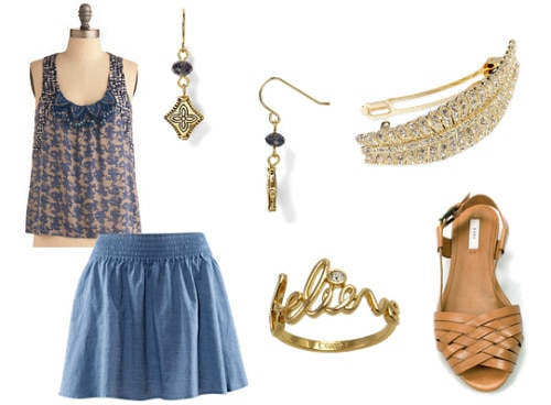Jessica Hamby Inspired Outfit 3