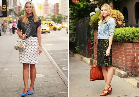 Jessica Steele fashion blogger