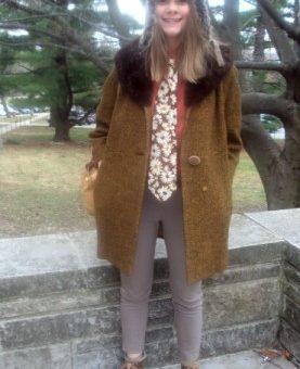 Jessye, an indiana university college fashionista