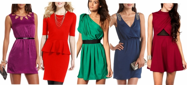 Jewel toned dresses under $50