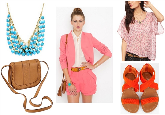 Jill Stuart Spring 2012 RTW Inspired Outfit 2