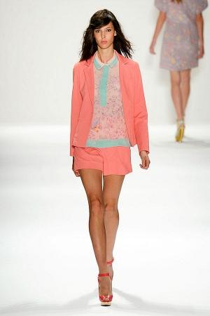Jill Stuart Spring 2012 RTW Look 2
