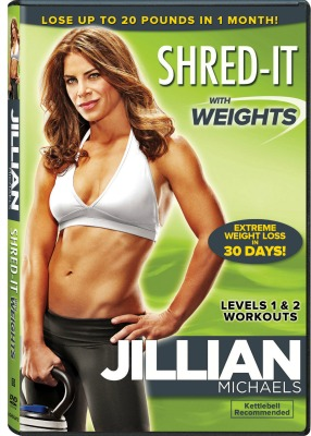 Jillian michaels shred it